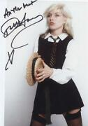 Debbie Harry Signed