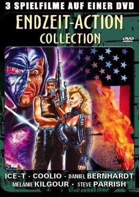 Endzeit-Action Collection - 3 Filme !! UNCUT FSK 18 !! Wie Nagelneu !! ()