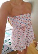 Kleid Punkte