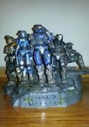 Halo Reach Statue