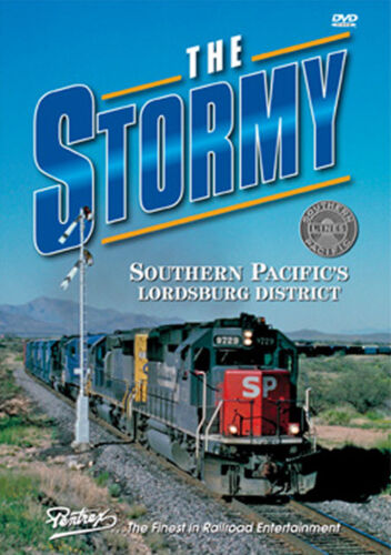THE STORMY PENTREX NEW DVD