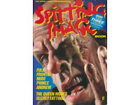Spitting Image 1985 BOOK