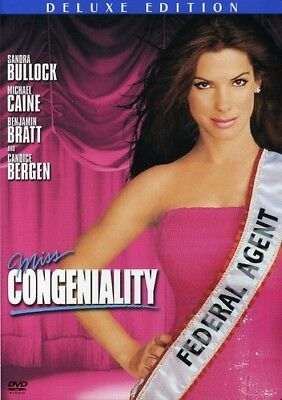 Miss Congeniality [New DVD] Deluxe Edition, Dolby, Dubbed, Subtitled, Widescre