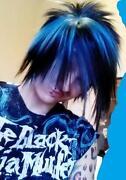 Black Scene Wig