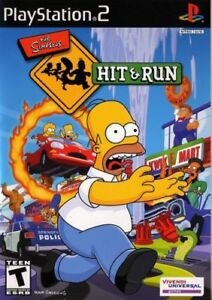LOOKING FOR Simpsons Hit and Run PS2
