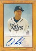 Chris Archer Auto