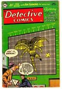 Detective Batman Comic Golden Age