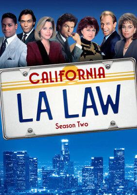 L.A. Law: Season Two [New DVD] Boxed Set