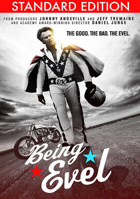 Being Evel [New DVD]