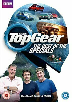 Top Gear - Best of the Specials DVD (2017) Jeremy (Best Top Gear Adventures)