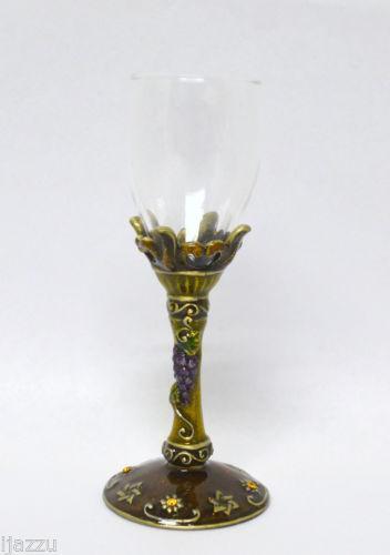 Glass Kiddush Cup Ebay