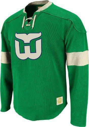 Hartford Whalers Jersey  Fan Apparel   Souvenirs  9df162751