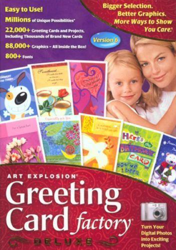 Greeting card software ebay m4hsunfo