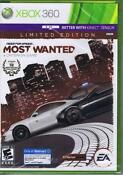 Xbox 360 Need for Speed Most Wanted New