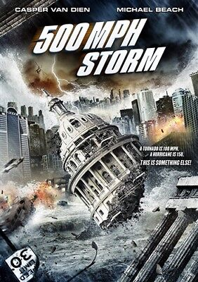 500 MPH STORM New Sealed DVD