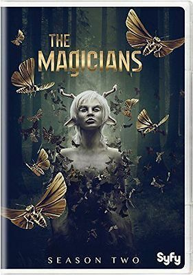 The Magicians: Second Season 2 Two (DVD, 2017) brand new sealed fast shipping