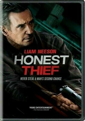 Honest Thief (DVD,2020)>>>NEW