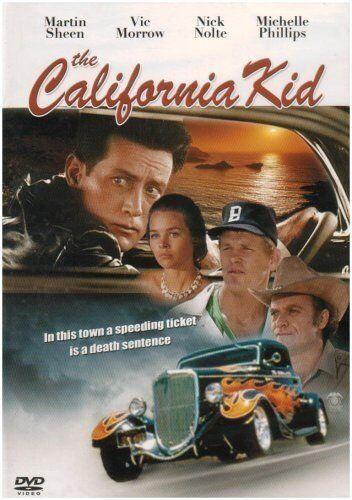 CALIFORNIA KID (Martin Sheen, Nick Nolte)  DVD - UK Compatible - sealed