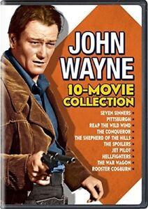 John Wayne: 10-Movie Collection [New DVD]