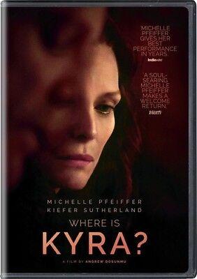 Where Is Kyra   New Dvd