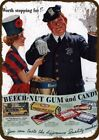 Reproduction Chewing Gum Advertising