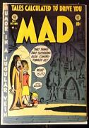 EC Comics Mad