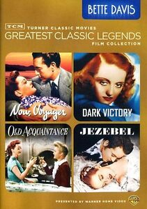 TCM Greatest Classic Film Collection: Legends - Bette Davis (Now, Voyager / Dark