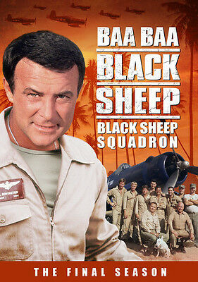 Baa Baa Black Sheep: Final Season DVD