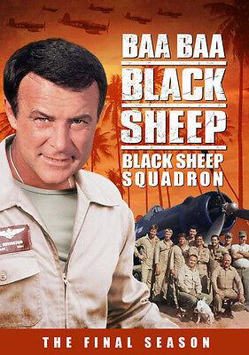 Baa Baa Black Sheep: Final Season DVD