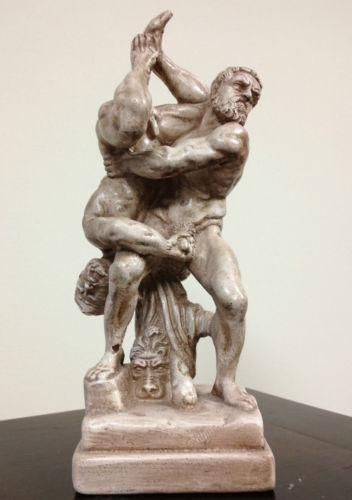 Bronze Nude Muscle Man Statue Sculpture For Wholesale