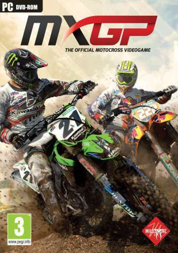 MXGP - the Official Motocross Videogame - PC DVD - Brand New and Factory Sealed