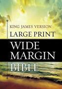 King James Bible Large Print