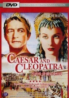 Caesar Cleopatra (Caesar and Cleopatra (1945) New Sealed DVD  Vivien)