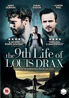 The 9th Life of Louis Drax [DVD] [2016][Region