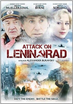Attack On Leningrad New Sealed Dvd Mira Sorvino