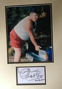 Keeping Up Appearances Signed