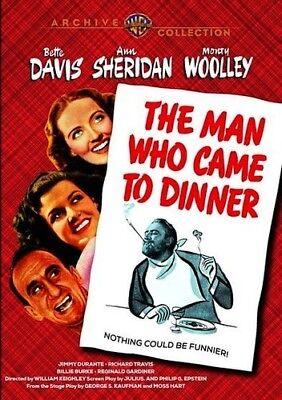The Man Who Came to Dinner [New DVD] Full Frame