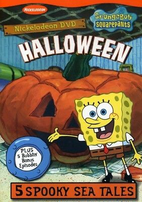 SpongeBob Squarepants - Halloween [New DVD]](Halloween Dvds)
