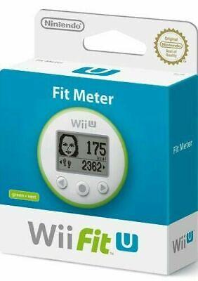 Nintendo Wii U Fit Meter Black NINTENDO