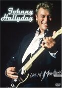 Johnny Hallyday DVD