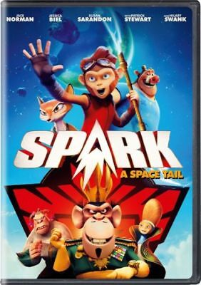 Spark  A Space Tail   Dvd  With Slipcover Brand New Sealed