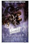 Star Wars Empire Strikes Back Movie Poster