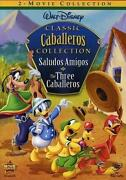 The Three Caballeros DVD