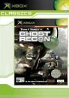 Tom Clancy's Ghost Recon Microsoft Xbox Video Games