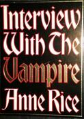 Interview with The Vampire First Edition