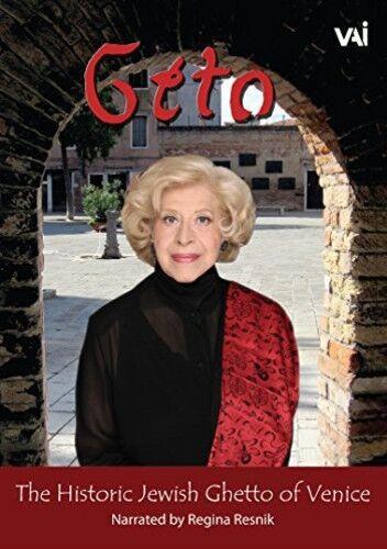 Geto: The Historic Jewish Ghetto Venice (2014, DVD NEW)