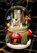 Macys Snow Globe