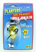 Mr Peanut Figure
