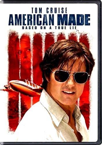 Купить American Made (DVD  2017)NEW* Action, Comedy, Crime* PRE-ORDER SHIPS ON 01/16/18