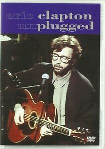 Eric Clapton - Unplugged -DVD- -NTSC- NEW